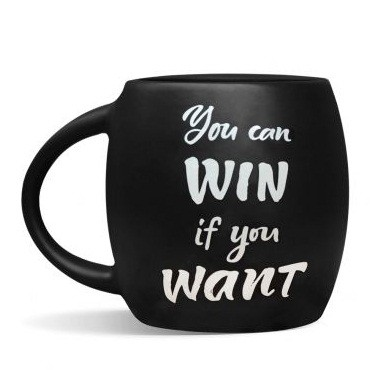 Кружка «You can win»