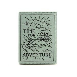 Обложка «Time for adventure»